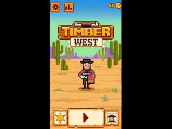timber arcade game