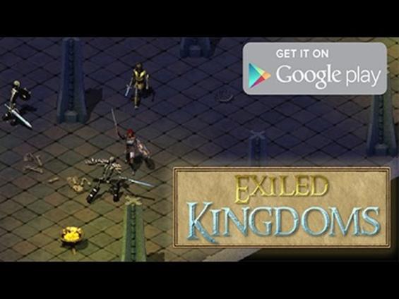 exiled kingdoms квесты